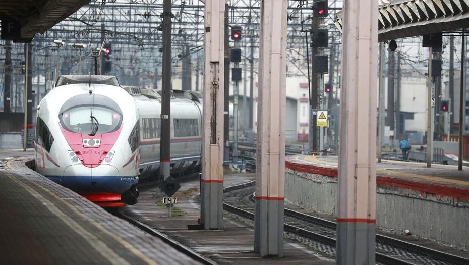 Собянин одобрил проект строительства ВСМ Москва — Петербург