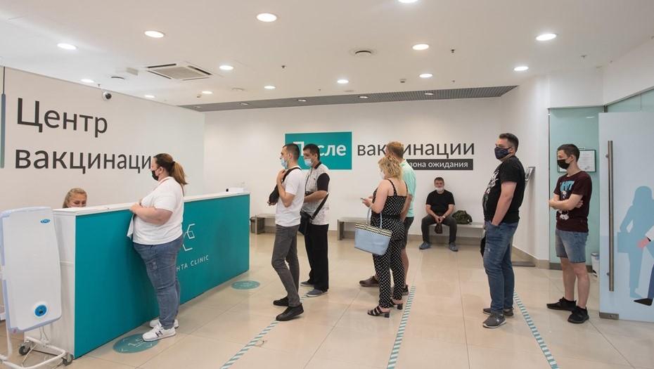 В Архангельской области план по вакцинации от COVID выполнят в октябре