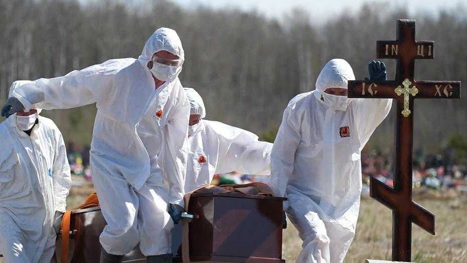 В Ленобласти выросло число жертв COVID на фоне спада в Петербурге