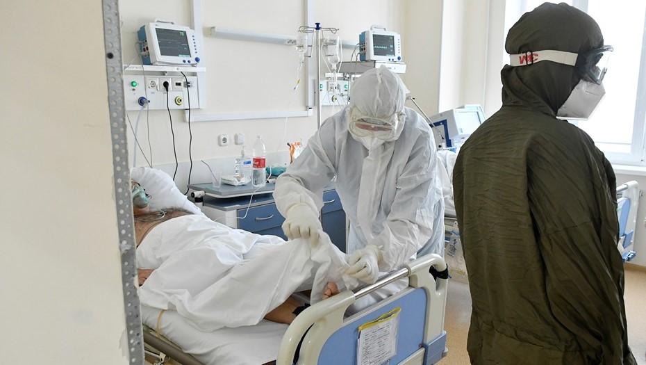 В Петербурге выздоровления по COVID резко сократились в два раза