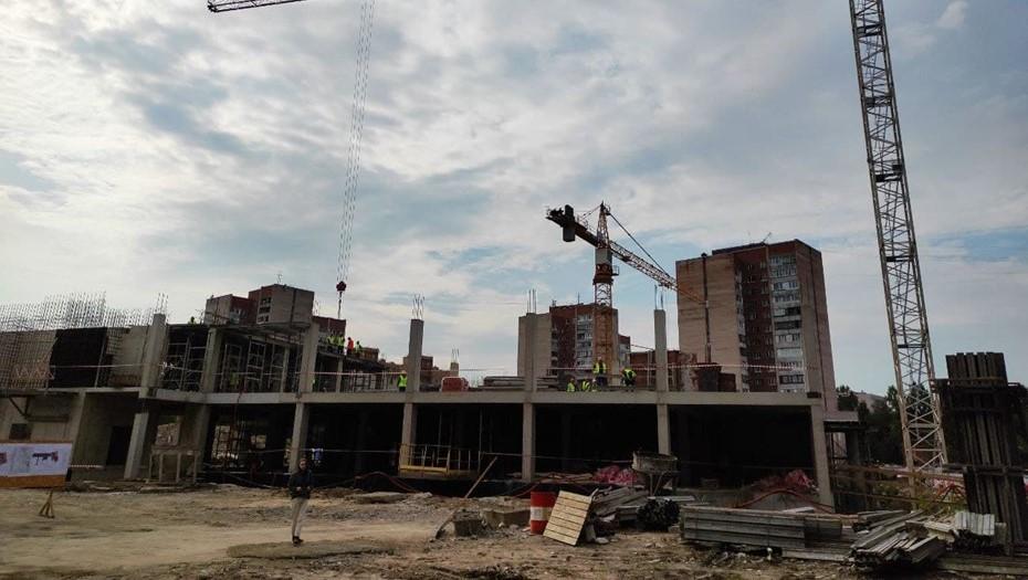 Взамен снесенной школы на улице Ольги Форш к 2022 году построят новую