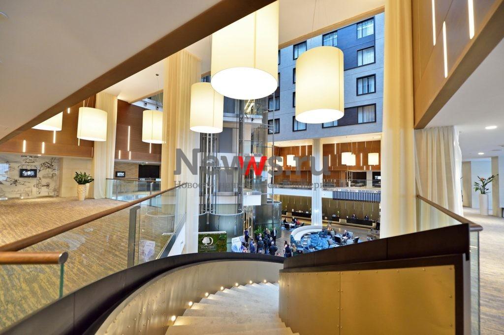 В Москве с начала года введено шесть гостиниц на 547 номеров