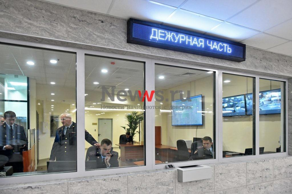 Власти одобрили параметры строительства отделения полиции в Чертаново
