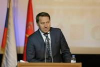 Андрей Кутепов продолжит представлять Санкт-Петербург в Совете Федерации