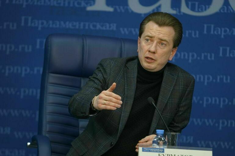 Бурматов: в Госдуме несколько лет ждут от кабмина проект о расширенной ответственности производителей