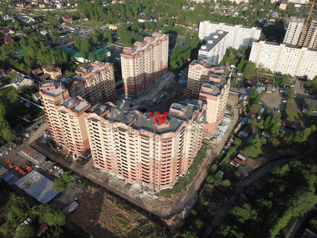 На проблемном ЖК «Марушкино» начался монтаж наружных сетей теплоснабжения