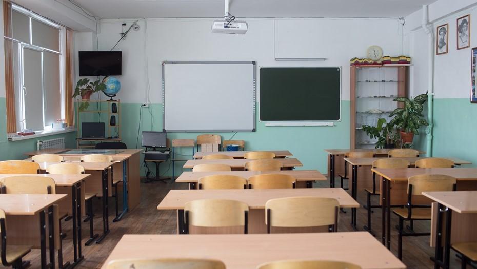 Число классов на удалёнке в школах Петербурга перевалило за сотню
