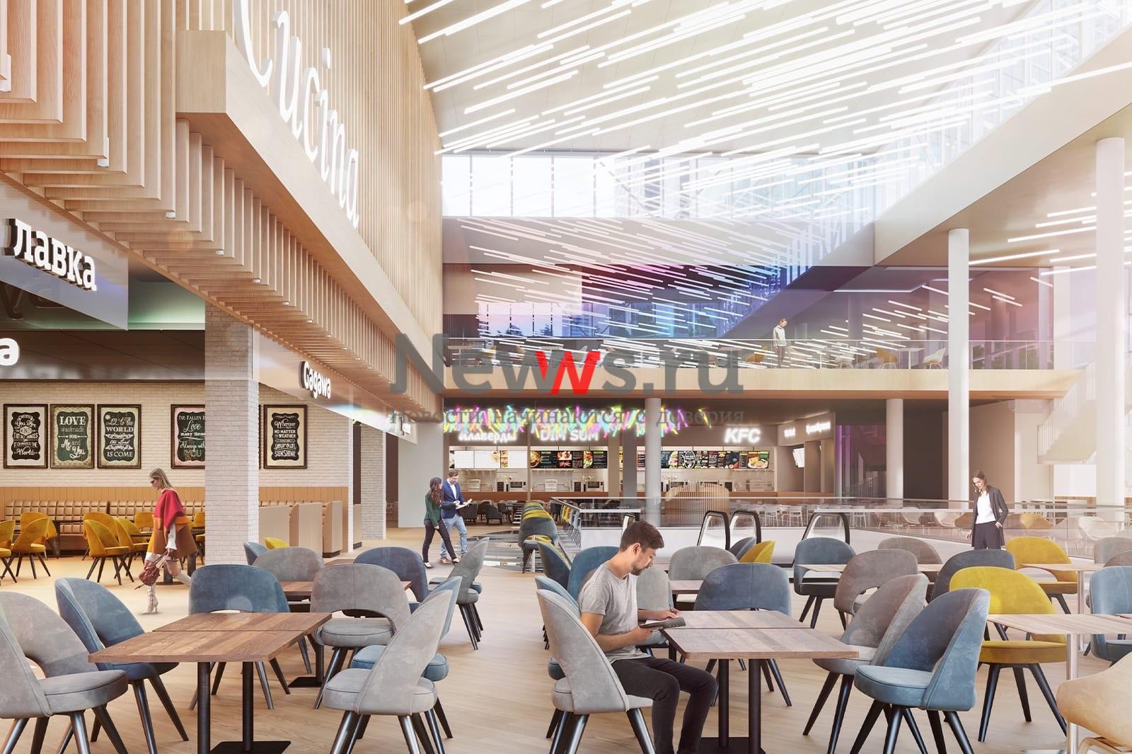 Инвестора для строительства торгово-развлекательного центра в Косино-Ухтомском определят в рамках конкурса