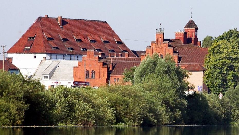 ФСИН передала калининградскому музею средневековый замок Тапиау