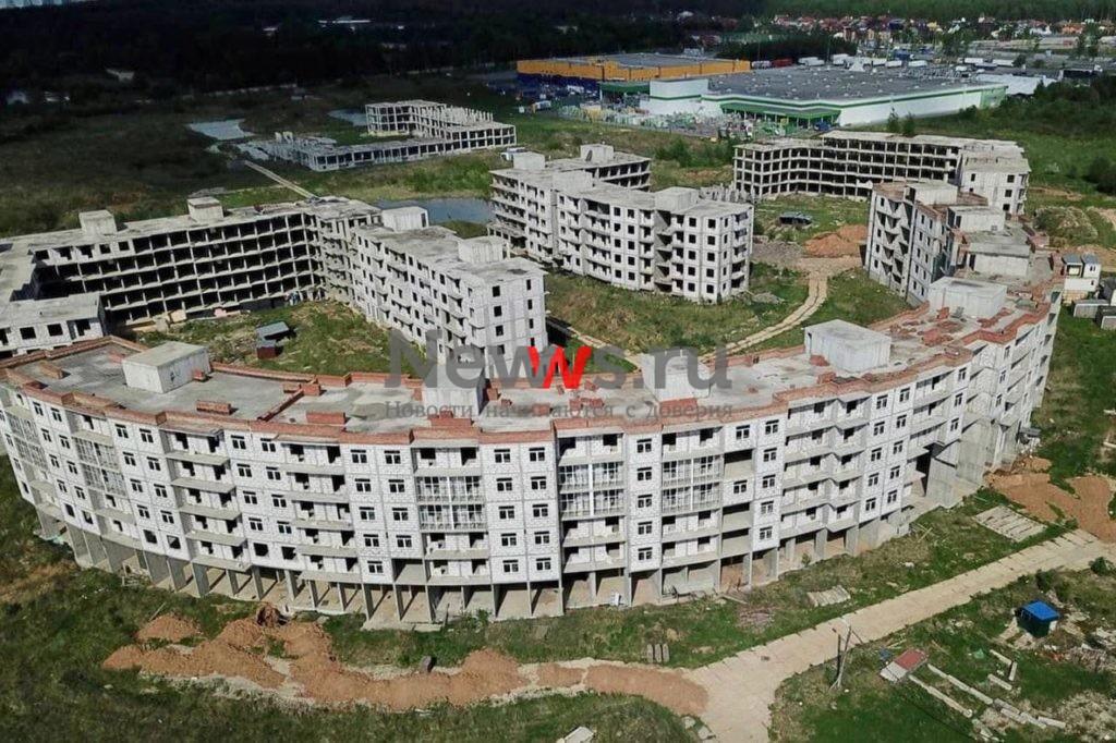 При проектировании квартир в проблемном ЖК «Легенда» сохранят прежние планировочные решения