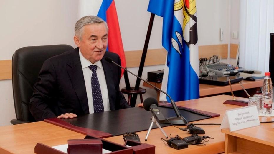 Экс-мэру Великого Новгорода Бобрышеву достался мандат депутата облдумы