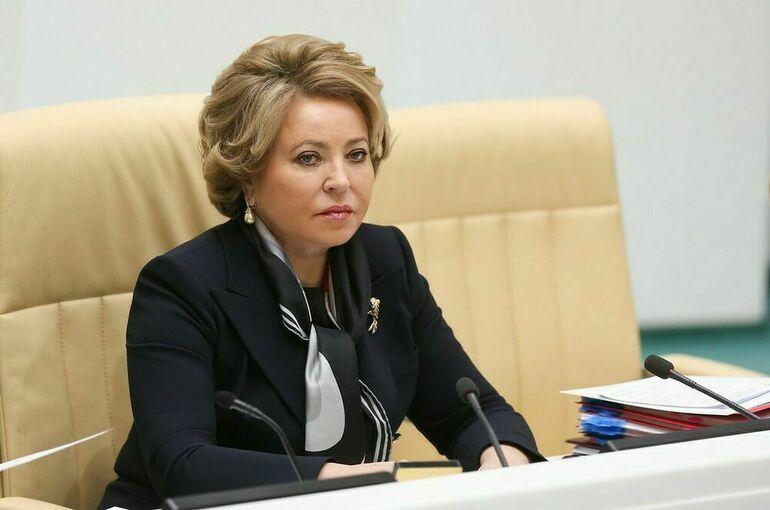 Матвиенко считает отношения России и Казахстана образцовыми