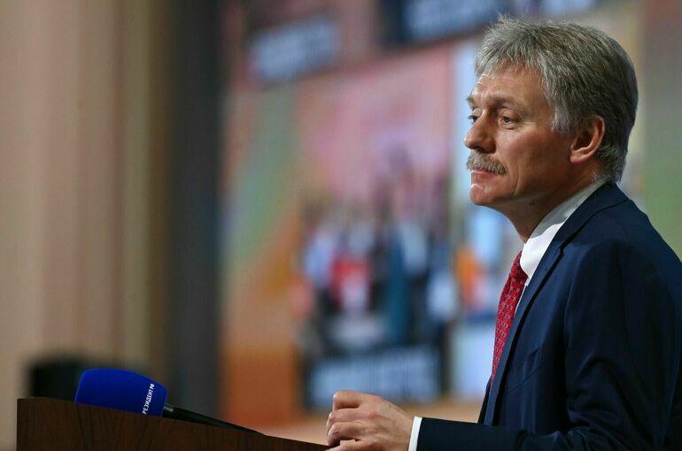 Песков подтвердил намерение Путина посетить Белоруссию в октябре