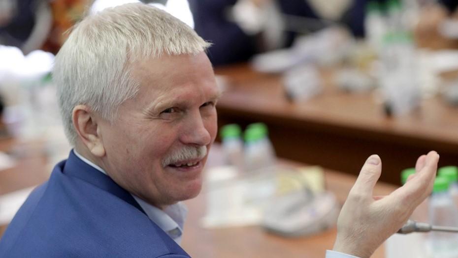 Петербург в Госдуме по списку КПРФ продолжит представлять Сергей Пантелеев