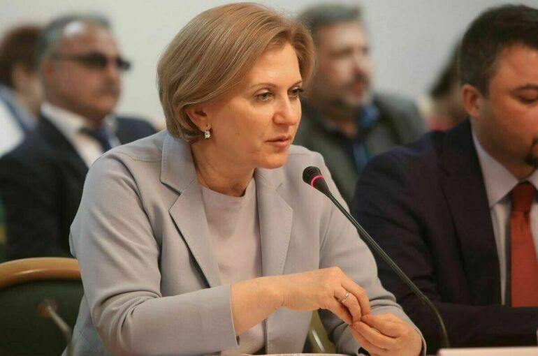 Попова: оснований для отмены масочного режима в регионах нет