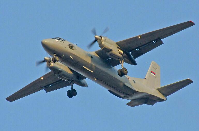 Ространснадзор проводит проверку по факту крушения самолёта АН-26