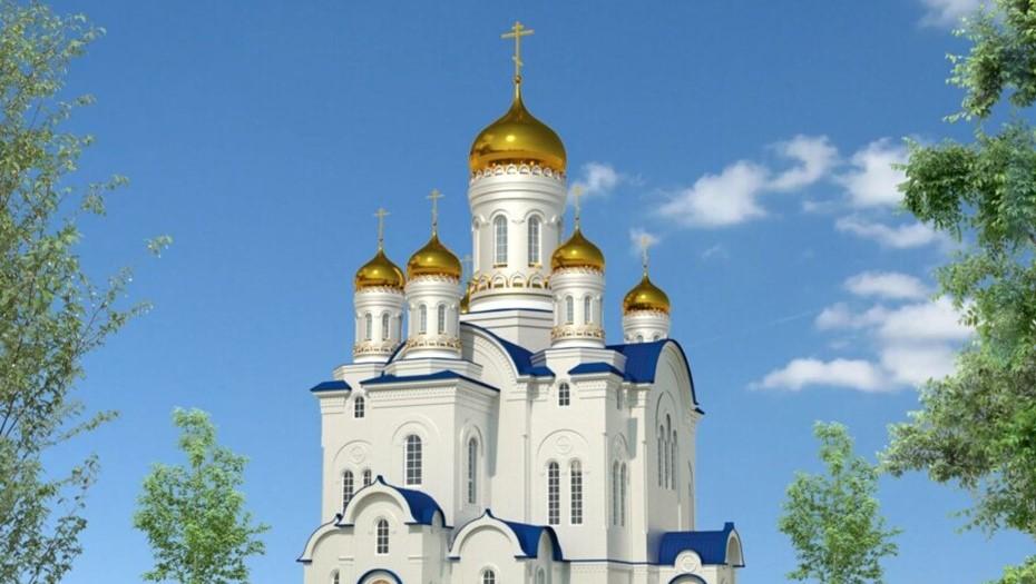 В Калининграде построят новый храм с ландшафтным парком