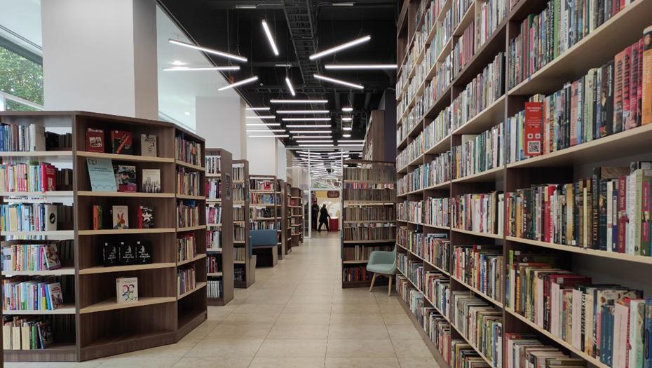 В Невском районе после капремонта открыли библиотеку им. Крупской
