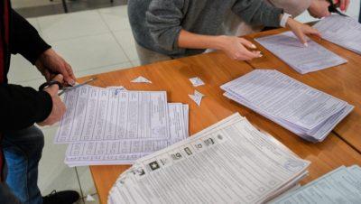 В Новгородской областной думе оппозиции досталось 8 из 32 мандатов