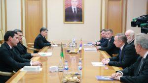 В Петербурге откроется торговый дом Туркменистана