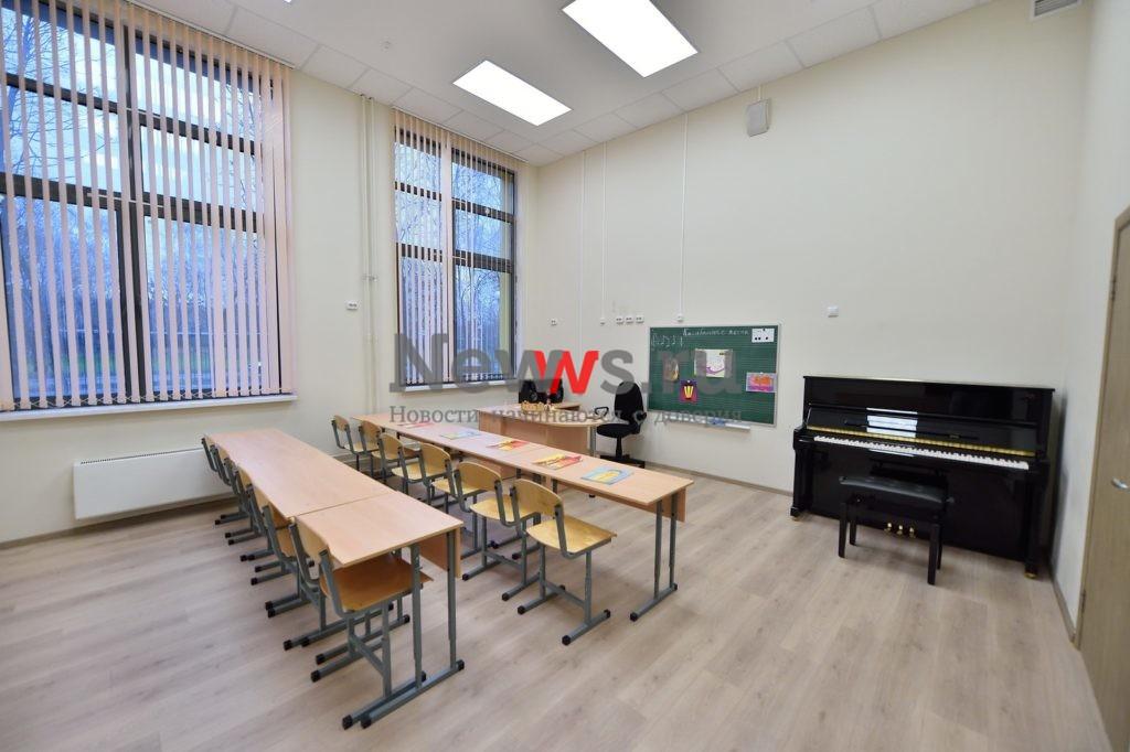 Власти Москвы одобрили размещение детской школы искусств в Воскресенском поселении