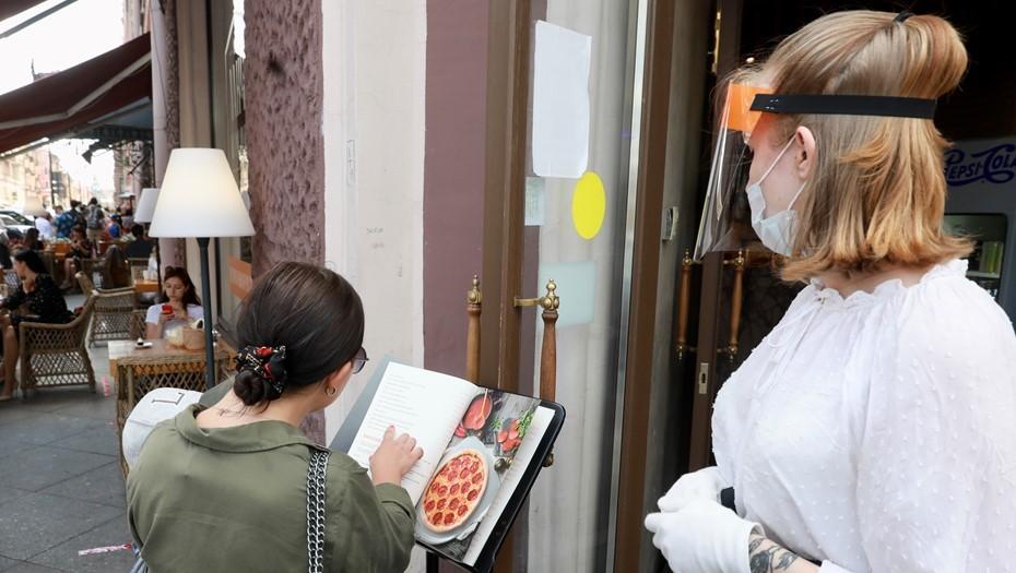 Бизнесмены Петербурга рассказали о проблемах QR-кодов