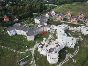 Московский фонд подписал договор на достройку проблемного ЖК «Остров Эрин»