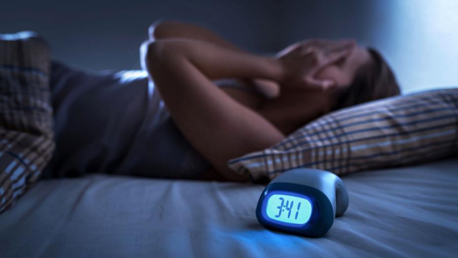 Каждый второй петербуржец испытывает проблемы со сном из-за стресса