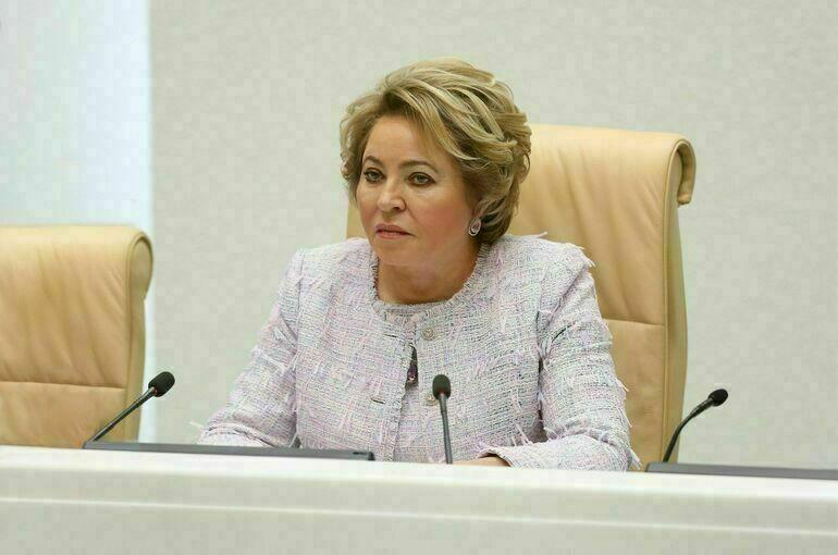 Матвиенко и глава парламента Греции обсудили двустороннее взаимодействие