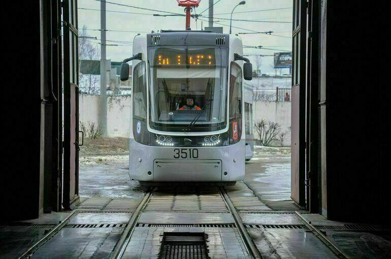 Минфин подготовил законопроект о ремонте трамвайных путей за счет дорожных фондов
