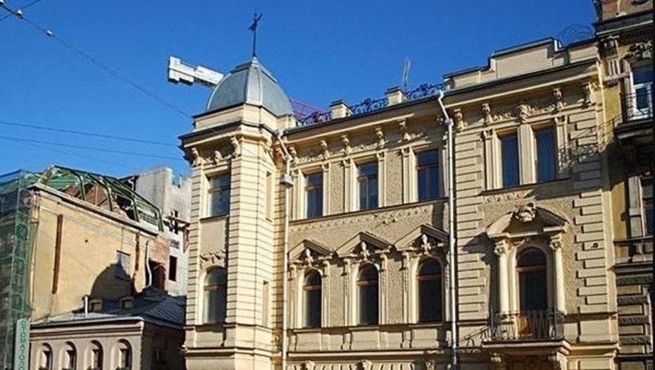 Особняк Целибеевой в центре Петербурга выставили на торги за 150 млн рублей