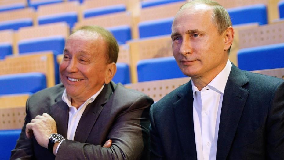 """Путин наградил Маслякова орденом """"За заслуги перед Отечеством"""" I степени"""