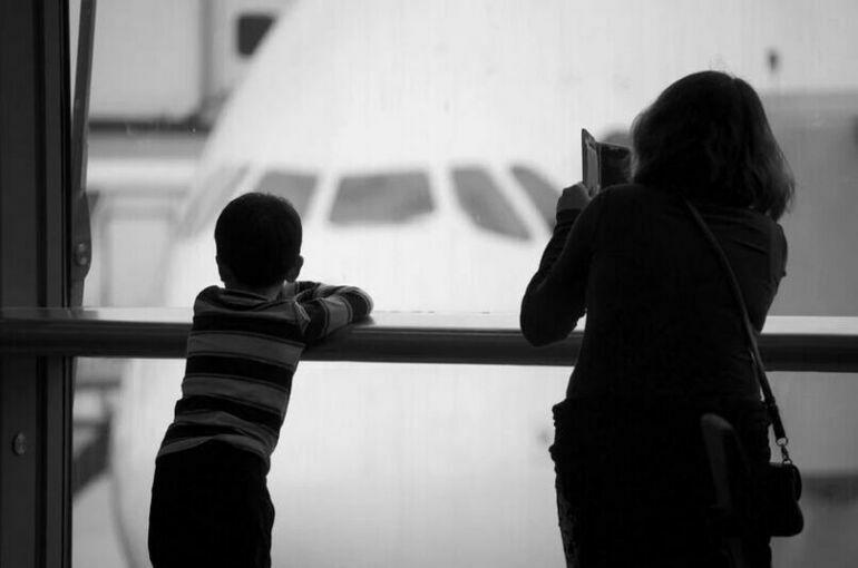 Родители смогут запрещать выезд своих детей в конкретные страны