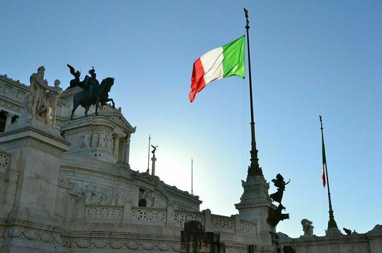В Италии объявлен день тишины перед административными выборами