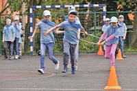 В китайской деревне появилась площадка Национальной баскетбольной ассоциации