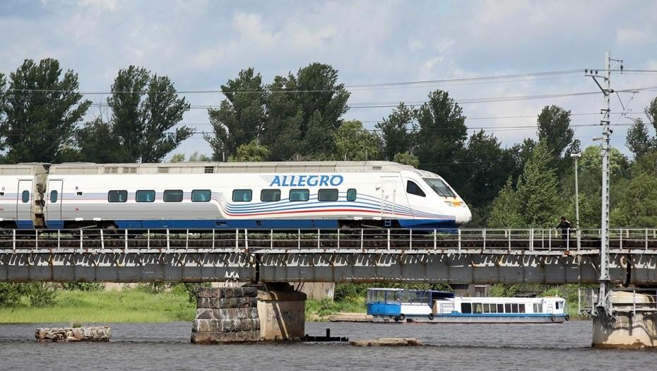 Власти Финляндии поддержали проект железной дороги между Хельсинки и Петербургом